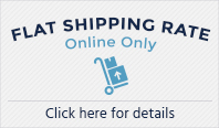 Flat Shipping Rate